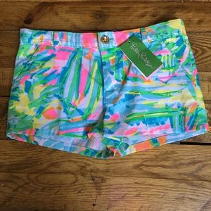 Girls Lily Pulitzer Mini Callahan Shorts 💫